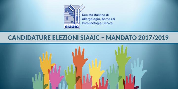 Elezioni SIAAIC